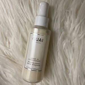 Brand new OUAI leave in conditioner spray
